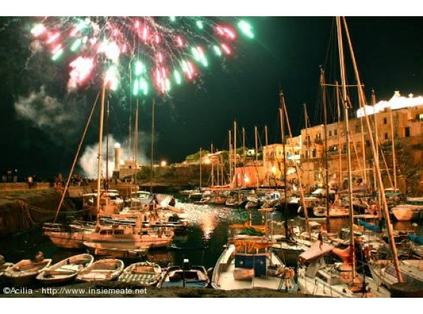 The Festival of Feasts - Santa Candida in Ventotene