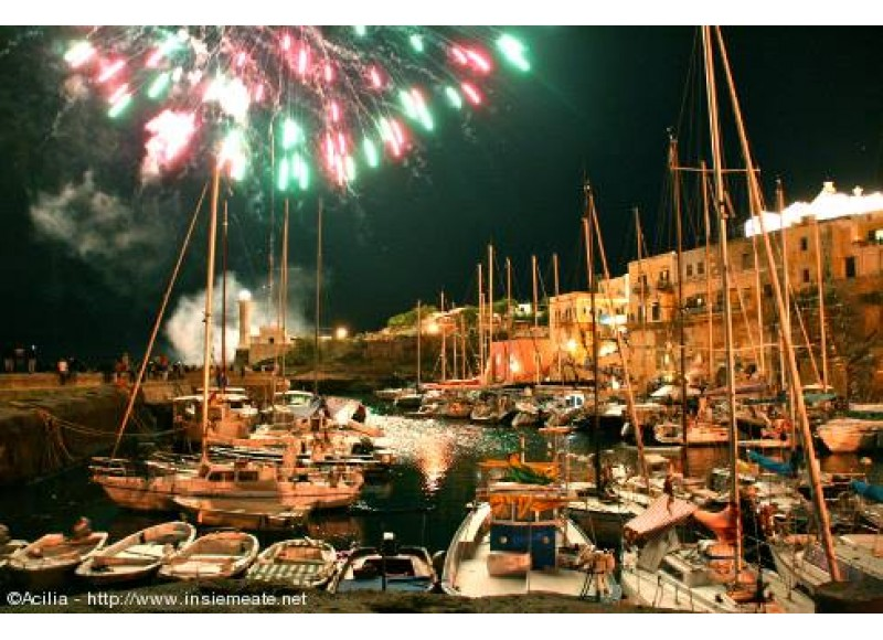 The Festival of Feasts - Santa Candida in Ventotene