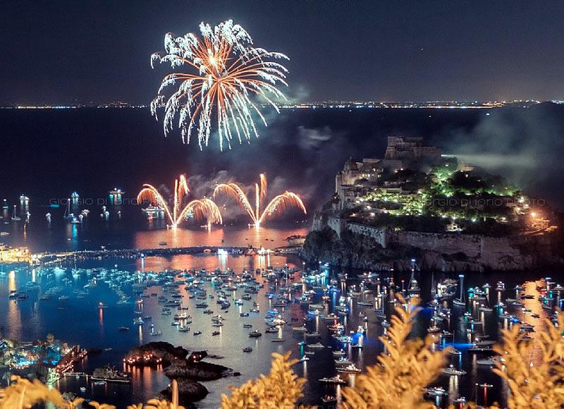 Festa di Sant'Anna ischia All Inclusive