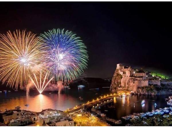 Festa di Sant'Anna ischia All Inclusive...
